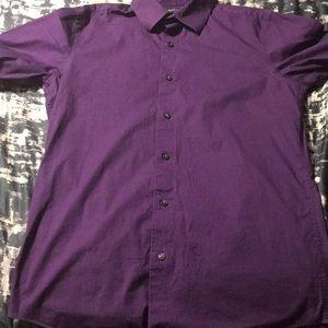 Purple Dress Shirt